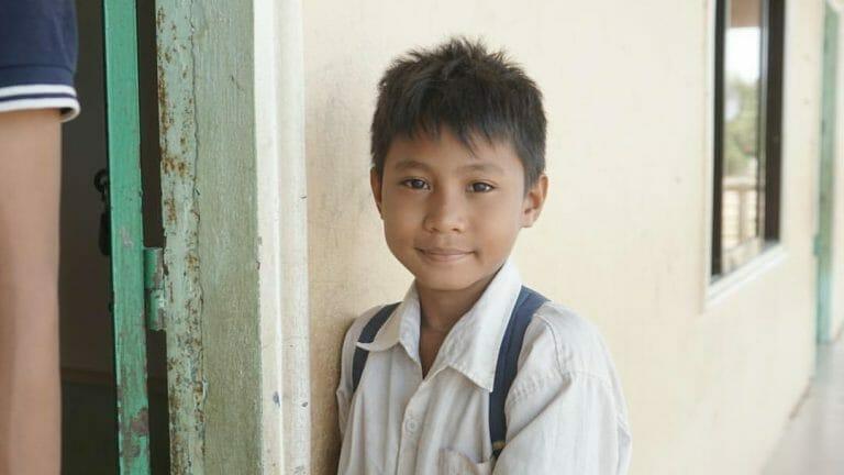 Senyuman Di Kemboja