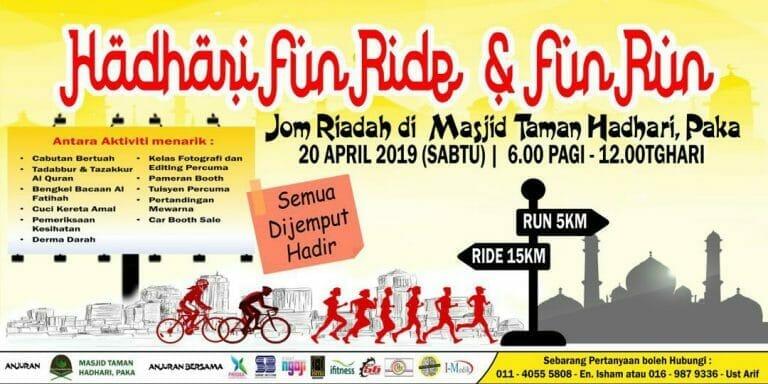 Hadhari Fun Ride & Fun Run